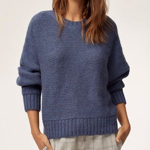 Aritzia | Group Babaton | Day off Sweater